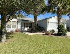 Unfurnished or furnished, six months or one month. 3Br, 2 bath ranch The Villages Florida