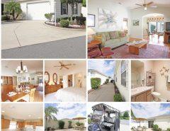 2/2 Courtyard Villa Rental The Villages Florida