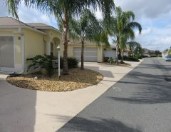 Turnkey 2/2 Block & Stucco Villa For Rent The Villages Florida