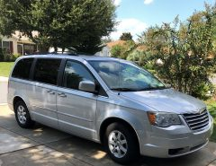 2010 Chrysler Town and Country Touring The Villages Florida