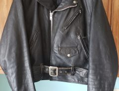 Mens Leather Mitorcycle The Villages Florida