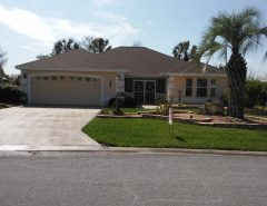 Durango Dr. Designer home on Preserve in village of De la Vista North The Villages Florida