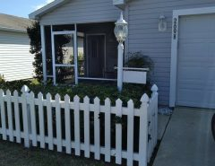 LOCATION!! FSBO in the Villages – AVAILABLE – Turnkey fully furnished, 2/2/1  Patio Villa for sale by owner The Villages Florida