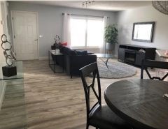 3 BR 2B furnished home w/ 4 seat gas cart vil of BelAire The Villages Florida