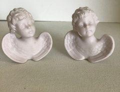 Orlik Porcelain Cherubs/ Angels marked Germany The Villages Florida