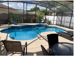 Courtyard Vil w Pool The Villages Florida