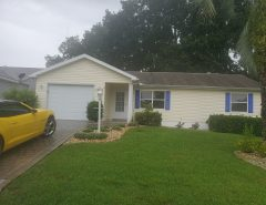 Site built 2b 2b w garage in country club hills The Villages Florida