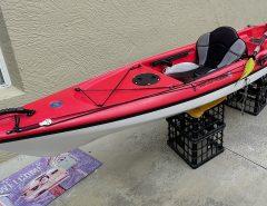 Tarpon Ultra Light Fishing Kayak The Villages Florida