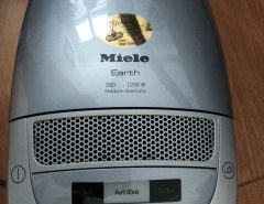 Miele Earth S5481 Silver Canister Vacuum The Villages Florida