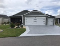 Spacious Courtyard Villa in Village of Chitty Chatty The Villages Florida