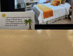 Beautiful Mini Suite Rental The Villages Florida