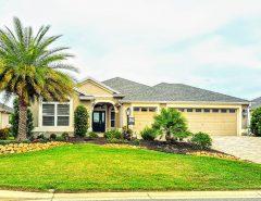 2671 sq.ft. Begonia, 3 bath, 4 yrs old The Villages Florida