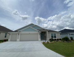 Beautiful Brand New One Of A Kind Custom Designer Pool Home In St. Catherine 3/3/2gc The Villages Florida